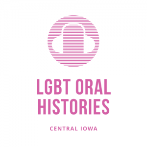LGBT Oral Histories of Central Iowa Listening Logo